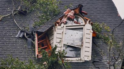 Число жертв урагана «Флоренс» в США возросло до 13