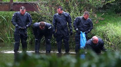 СМИ сообщили о двух новых подозреваемых в деле об отравлении Скрипалей