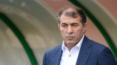Рахимов признался, что «Ахмат» поменял схему игры перед матчем со «Спартаком»