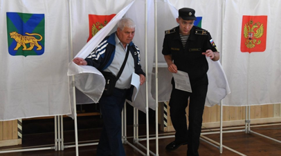 Центризбирком взял тайм-аут на изучение жалоб и обращений на выборах в Приморье