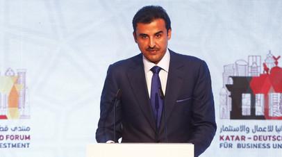 Эмир Катара подарил Турции Boeing 747-8 стоимостью $500 млн