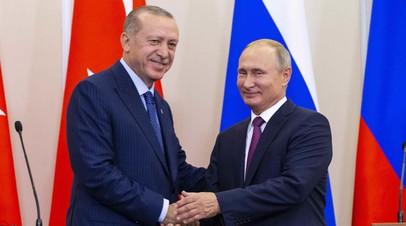 Де Мистура приветствует решение Путина и Эрдогана по Идлибу