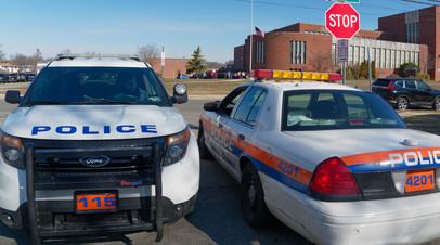 Полиция в США проверяет сообщения о стрельбе в городе Миддлтон