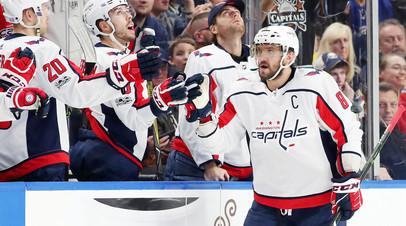 Два очка Овечкина не помогли «Вашингтону» избежать поражения в предсезонном матче НХЛ с «Монреалем»