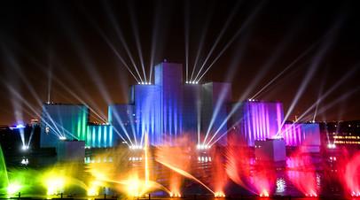 Открытие международного фестиваля «Круг света» в Москве