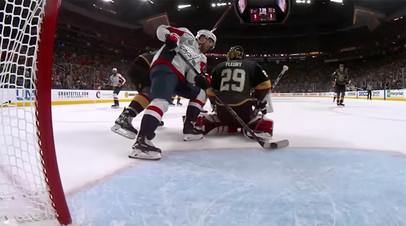 «Каролина» разгромила «Вашингтон» в предсезонном матче НХЛ в отсутствие Овечкина и Кузнецова