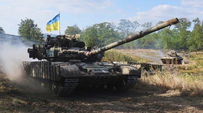 В ЛНР опровергли взятие под контроль хутора в Луганской области солдатами ВСУ