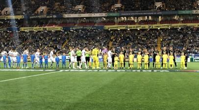 «Ростов» сыграл вничью с «Уфой» в восьмом туре РПЛ