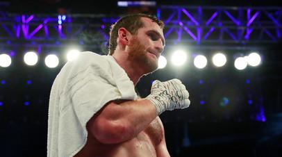 Российский боксёр Кузьмин завоевал титул WBA Intercontinental, победив Прайса