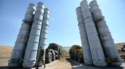 Болтон не исключил эскалации ситуации в связи с поставкой С-300 в Сирию
