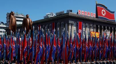 США не намерены ослаблять давление на Северную Корею