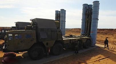 «Системы сугубо оборонительные»: в России ответили на заявления США о возможной эскалации в Сирии из-за поставки С-300