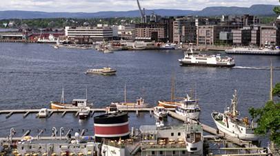 СМИ: Задержанного в Осло россиянина подозревают в сборе данных