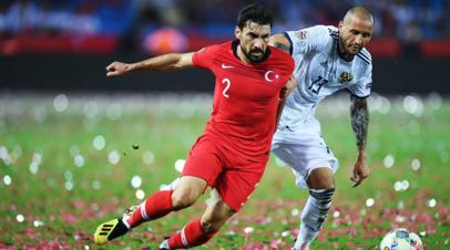 На матч Лиги наций Россия — Турция в первый день продано около пяти тысяч билетов