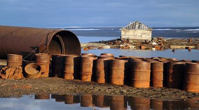 Военные экологи ЦВО вывезли более 770 тонн мусора из Арктики с начала лета