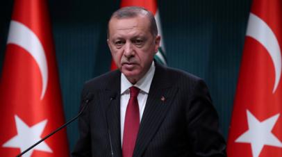 Эрдоган призвал расширить состав постоянных членов СБ ООН
