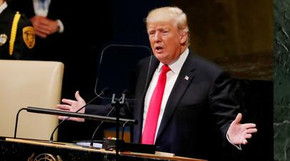 Эксперт прокомментировал слова Трампа о деэскалации военного конфликта в Сирии