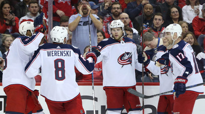«Коламбус» переиграл «Баффало» в предсезонном матче НХЛ, Панарин набрал три очка
