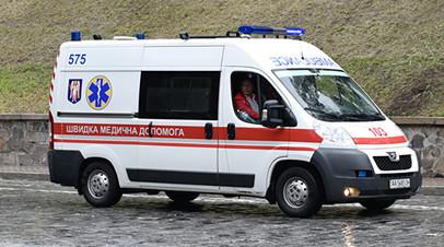 Почти 30 детей госпитализированы после распыления газа в украинской школе