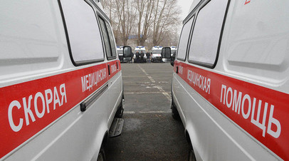 На заводе в Петербурге взорвался снаряд времён войны