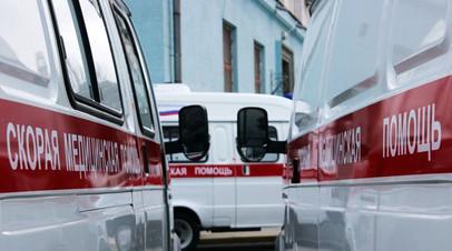 При прорыве трубы с кипятком в Петербурге погибли два человека
