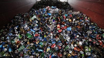 В Челябинске рассчитывают вывезти скопившийся в регионе мусор до 30 сентября
