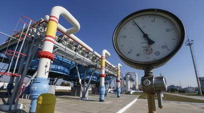 Правительство Украины отложило повышение цены на газ для населения