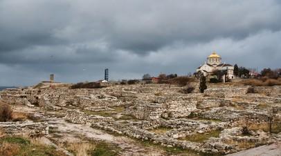 В музее-заповеднике «Херсонес Таврический» запустят вечерние экскурсии с 1 октября