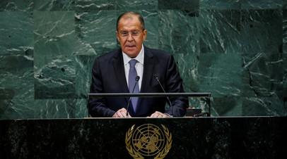 Лавров рассказал о совпадении позиций США и России по Сирии