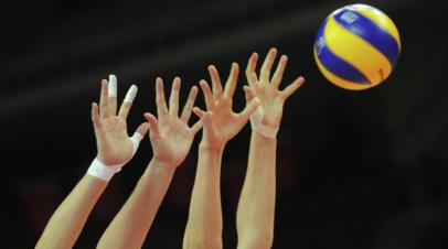 Россия подала заявку на проведение чемпионата мира по волейболу в 2022 году