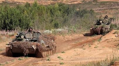 Минобороны: армия Сербии готова ответить на любое развитие ситуации в Косове