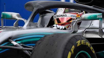 Договорная победа: Хэмилтон выиграл Гран-при России благодаря уступке напарника, Сироткин — 18-й