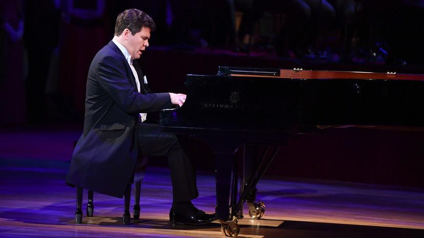 Концерт Дениса Мацуева «Джаз в кругу друзей» пройдёт 5 декабря в Петербурге