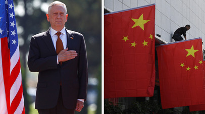 «Сделали выводы из взаимоотношений России и США»: почему может сорваться визит главы Пентагона в Китай
