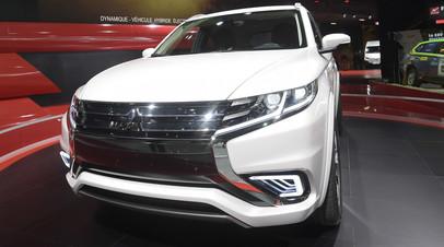 Mitsubishi отзывает более 144 тысяч автомобилей в России из-за неполадок