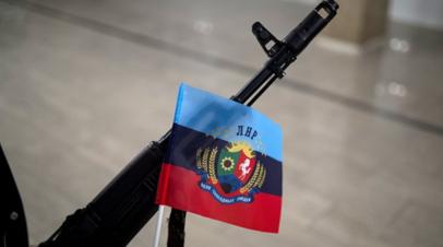 В ЛНР сбили принадлежащий ВСУ беспилотник с гранатой
