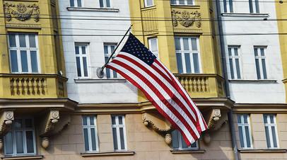 В посольстве США заявили об обращении россиян за визами в консульства в соседних странах