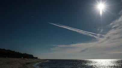 Взрыв произошёл на пароме под флагом Литвы в Балтийском море