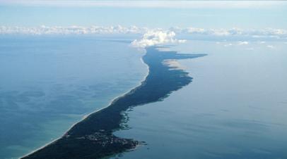На бортусудна в Балтийском море ликвидировали возгорание