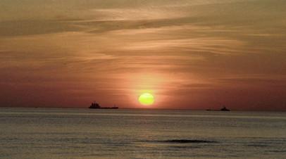 Спасательная операция в Балтийском море после ЧП на пароме завершена