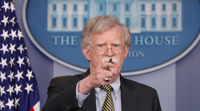Болтон считает, что Иран не сворачивает свою ядерную программу