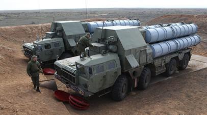 «Надеемся на здравомыслие коллег»: в МИД России ответили на заявления Израиля о системах С-300 в Сирии