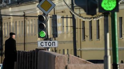 Эксперт прокомментировал установку новых светофоров в Москве