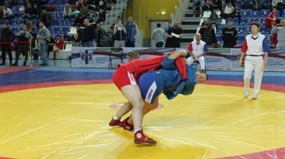 Всероссийские соревнования по самбо пройдут 6—7 октября в Хабаровском крае