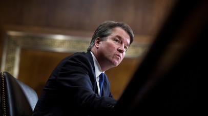 Обвинения в домогательствах, скандалы и ФБР: сенат утвердил кандидатуру Кавано на пост в Верховном суде США