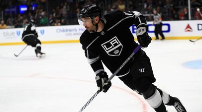 «Лос-Анджелес» с Ковальчуком проиграл «Сан-Хосе» в первом матче сезона в НХЛ