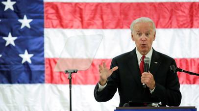 Бесперспективный Джо: удастся ли бывшему вице-президенту США Байдену стать кандидатом от демократов на выборах 2020 года