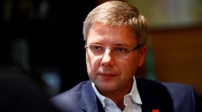 Мэр Риги прокомментировал первые результаты экзитполов на выборах в Латвии
