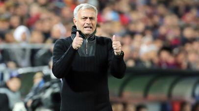 Спасение Моуринью, очередное поражение «Реала» и разгром «Баварии»: итоги субботних матчей в европейском футболе