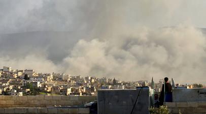 В Латакии при обстреле пострадали 10 сирийских военных